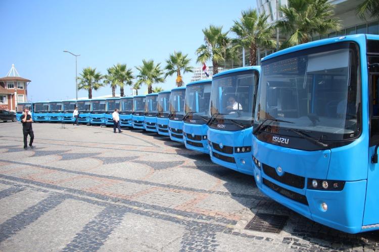 Новые автобусы появятся на улицах Батуми