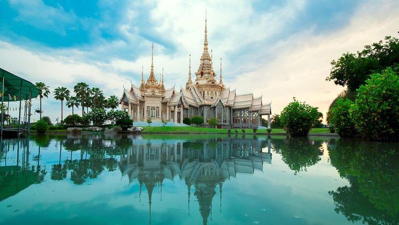 Таиланд частично отменил визы для граждан Грузии
