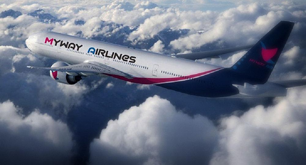 Грузинская авиакомпания начинает регулярные полеты в Европу