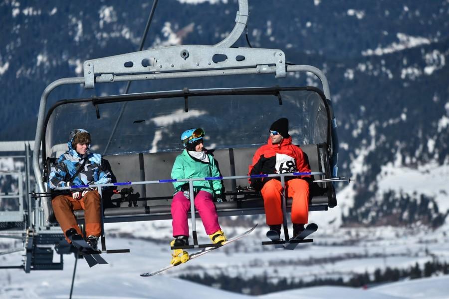 Горнолыжный сезон в Годердзи готовится к новому сезону