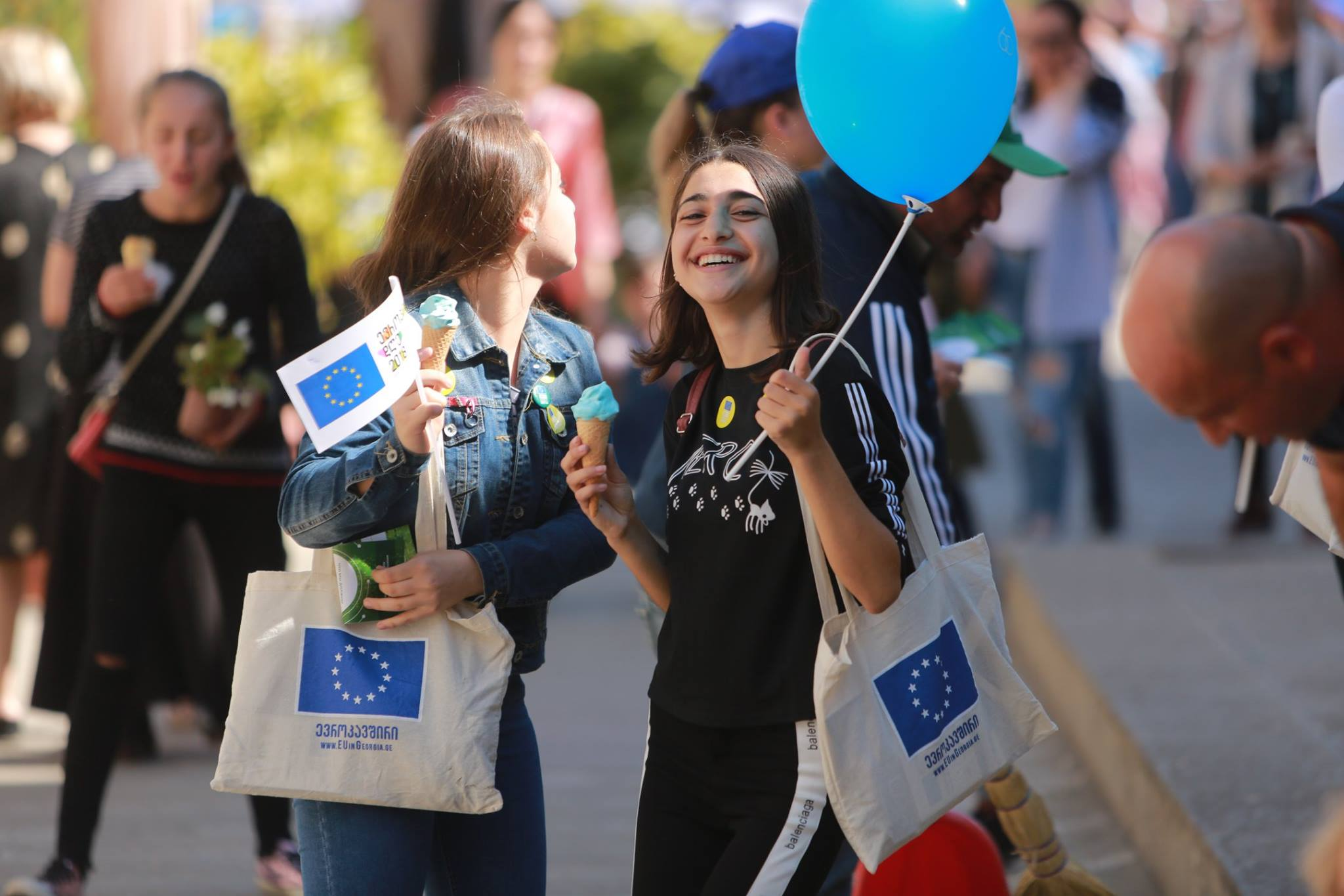 13 октября в Батуми отметят День Европы
