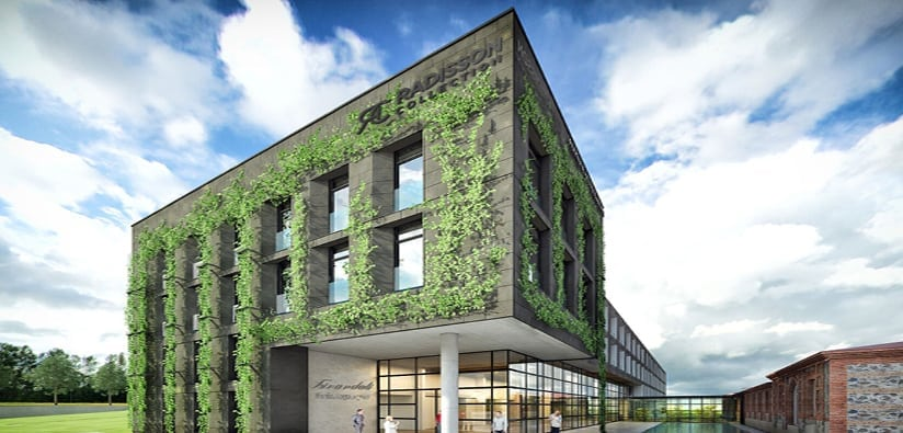 Новый отель бренда Radisson Collection открылся в Кахети