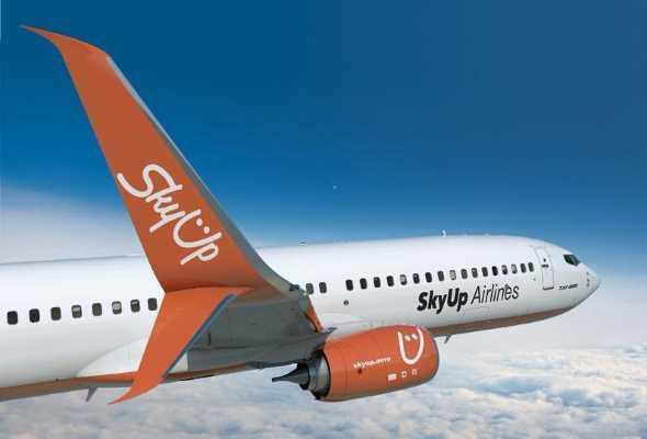 Украинская авиакомпания SkyUp будет летать в Тбилиси