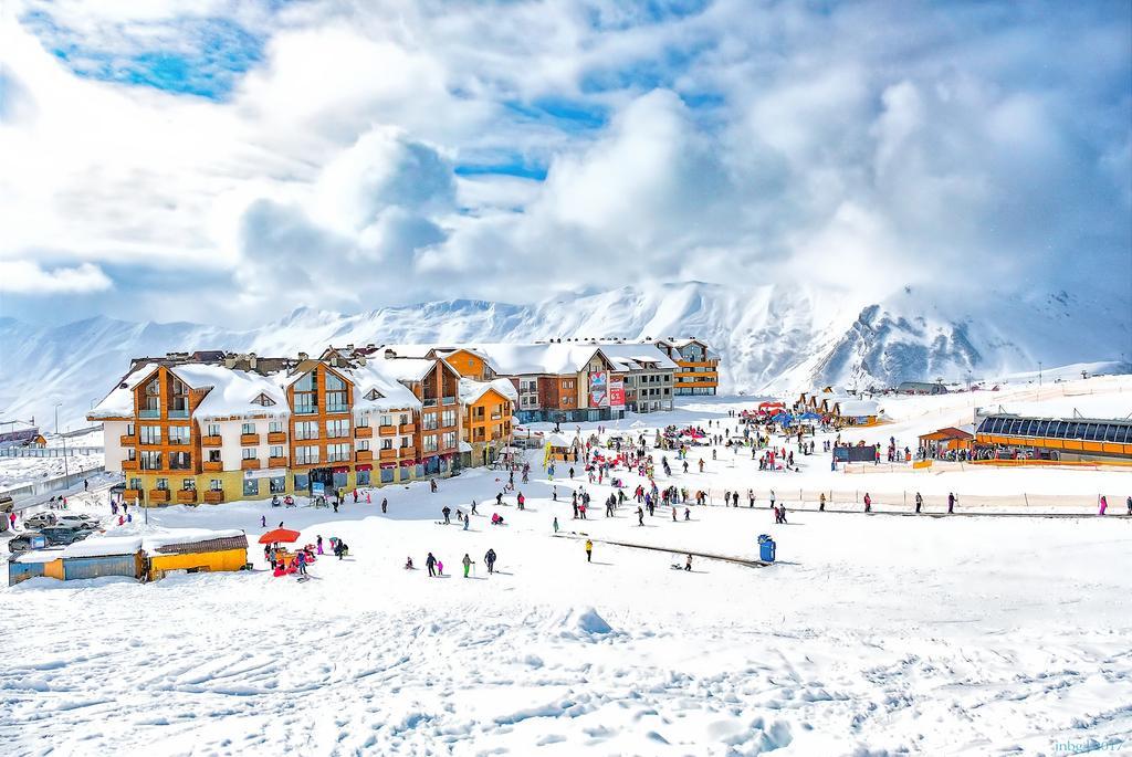 Открытие зимнего сезона 2018 в Гудаури