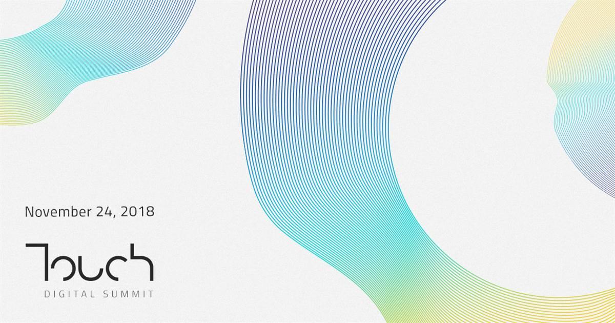 Конференция Touch Digital Summit в Тбилиси