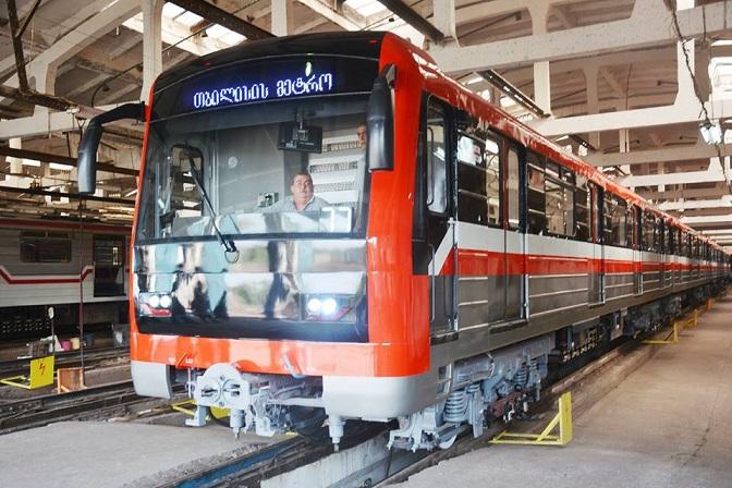 Конкурс на проект строительства наземного метро в Тбилиси