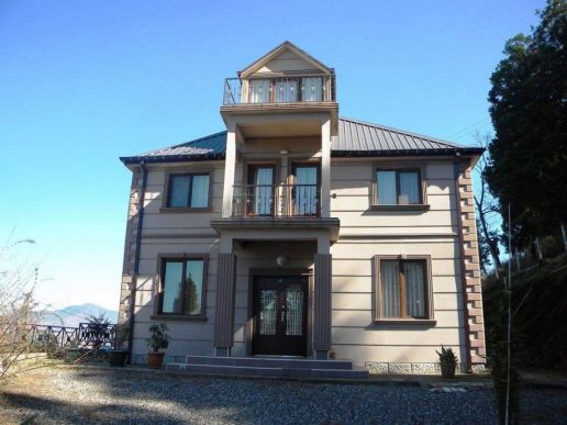 Batumi, Chakvi, 3 storey house with a plot  for sale