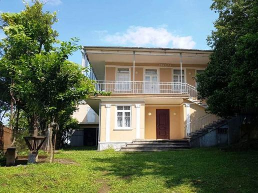 Batumi, Gantiadi, 2 storey house with a plot  for sale